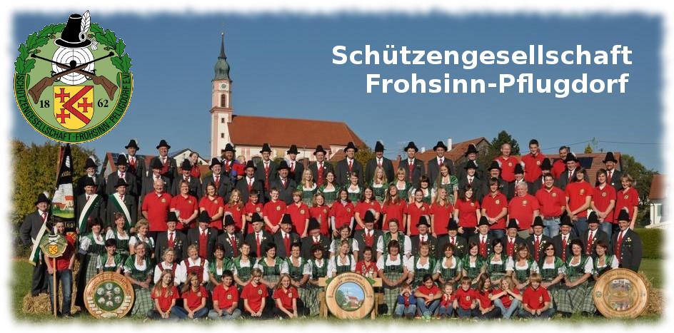 Schützengesellschaft Frohsinn Pflugdorf